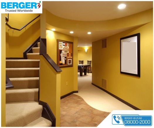 Use Attractive Paints In Your Home Berger Design