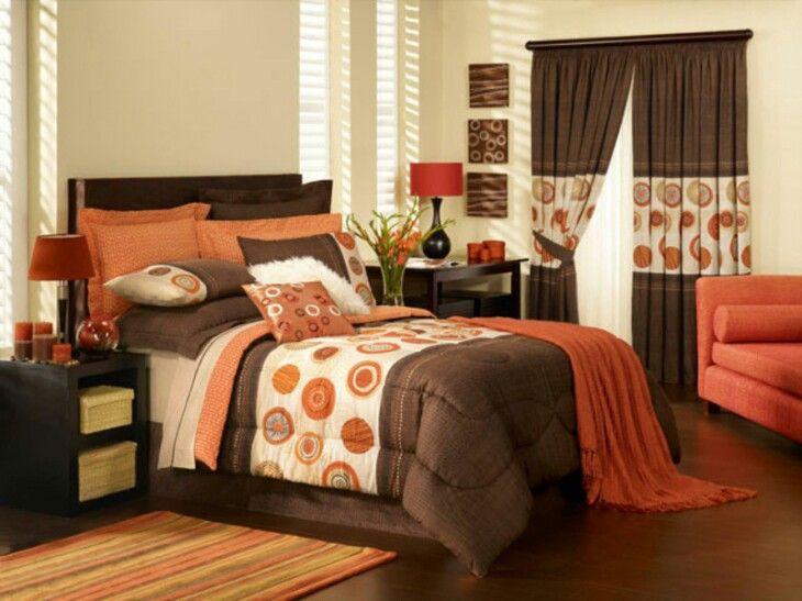 Best 25 Orange Bedroom Decor Ideas On Pinterest Orange Bedroom Walls Orange Kitchen Paint