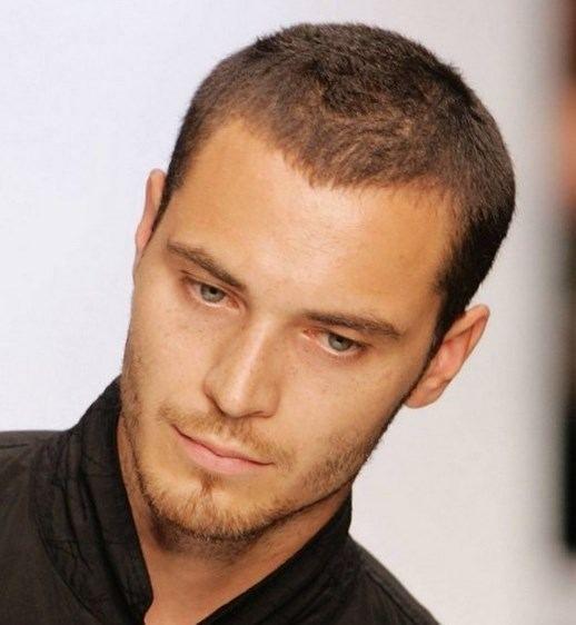 Coiffure homme cheveux courts - http://lookvisage.ru ...