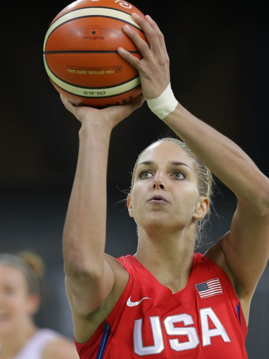 Women's Olympic basketball players hope for more LGBT ...