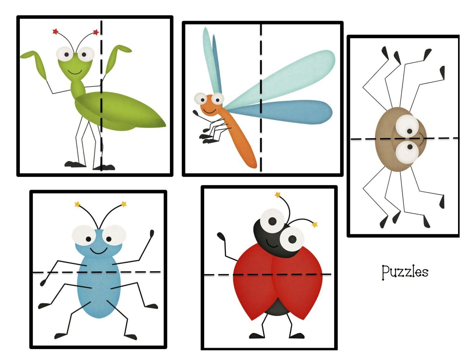 Bug Puzzles 2 1 600 1 236 Pixels