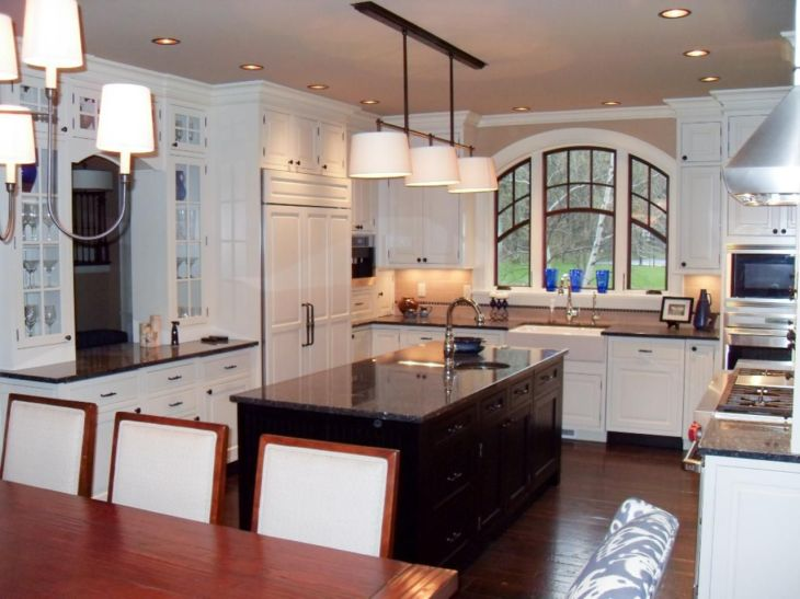 Kitchen Islands With Seating Pictures u Ideas From  Custom