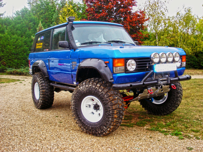 Range Rover Classic Carritos Pinterest