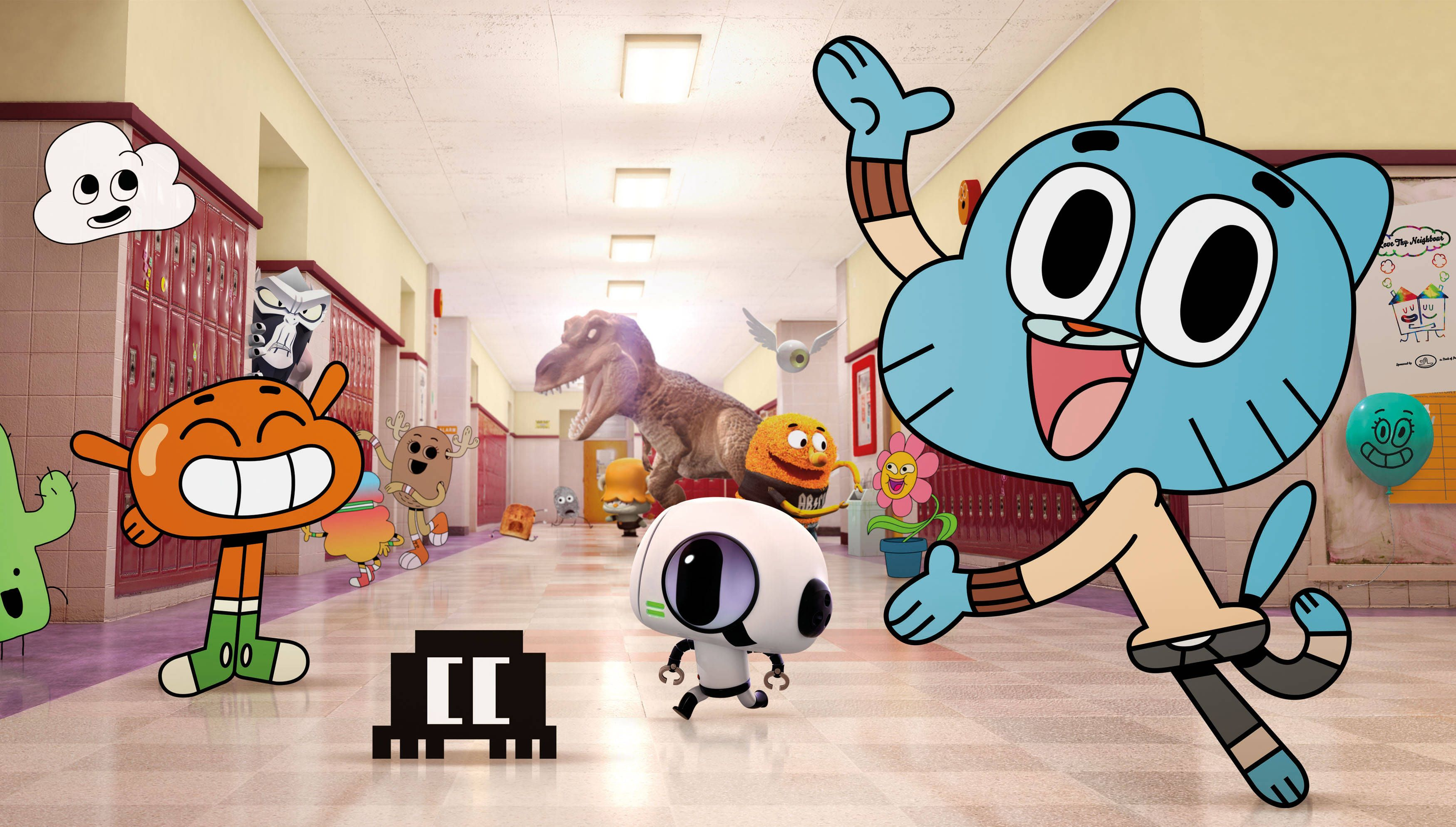 Review: The Amazing World Of Gumball 'The Gift' – Bubbleblabber