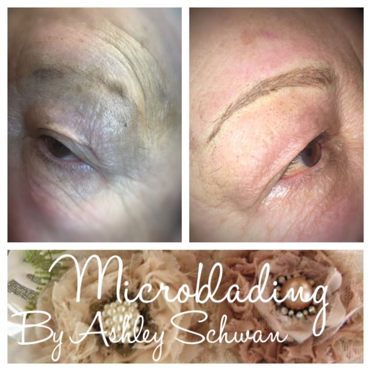 Pin by Ashley Schwan on Microblading  Pinterest