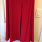 Size windsor red two piece prom dress windsor fc and prom