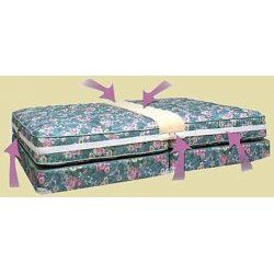 Create A King Bed Two Twin Beds Convert To Size Stacksandstacks