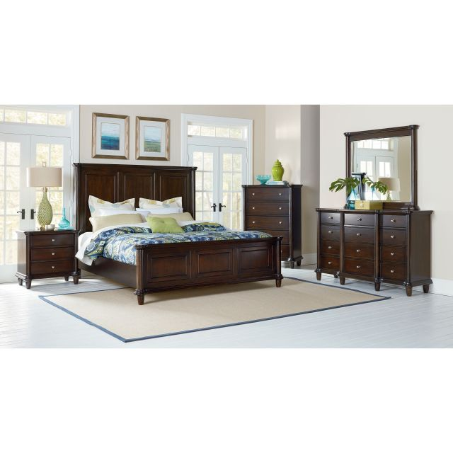 The Kingsley Queen Bedroom Group by Standard Furniture from Royal