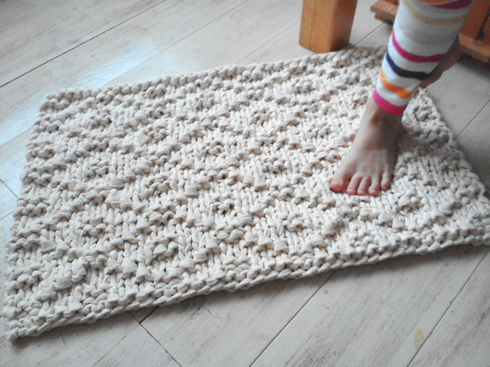 knit bath rug mat from elitai | my works | pinterest | bath rugs