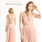 Two birds bhldn dress plum color size b us plum colour