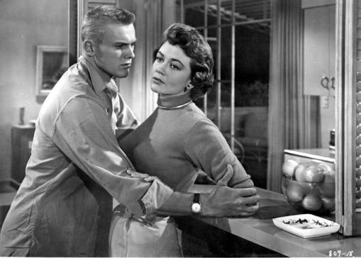 Image result for dorothy malone in battle cry