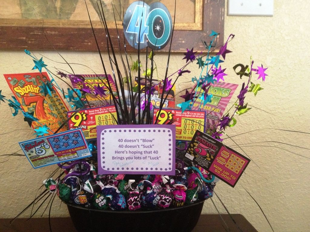 40th birthday gift ideas wife 40th birthday party las
