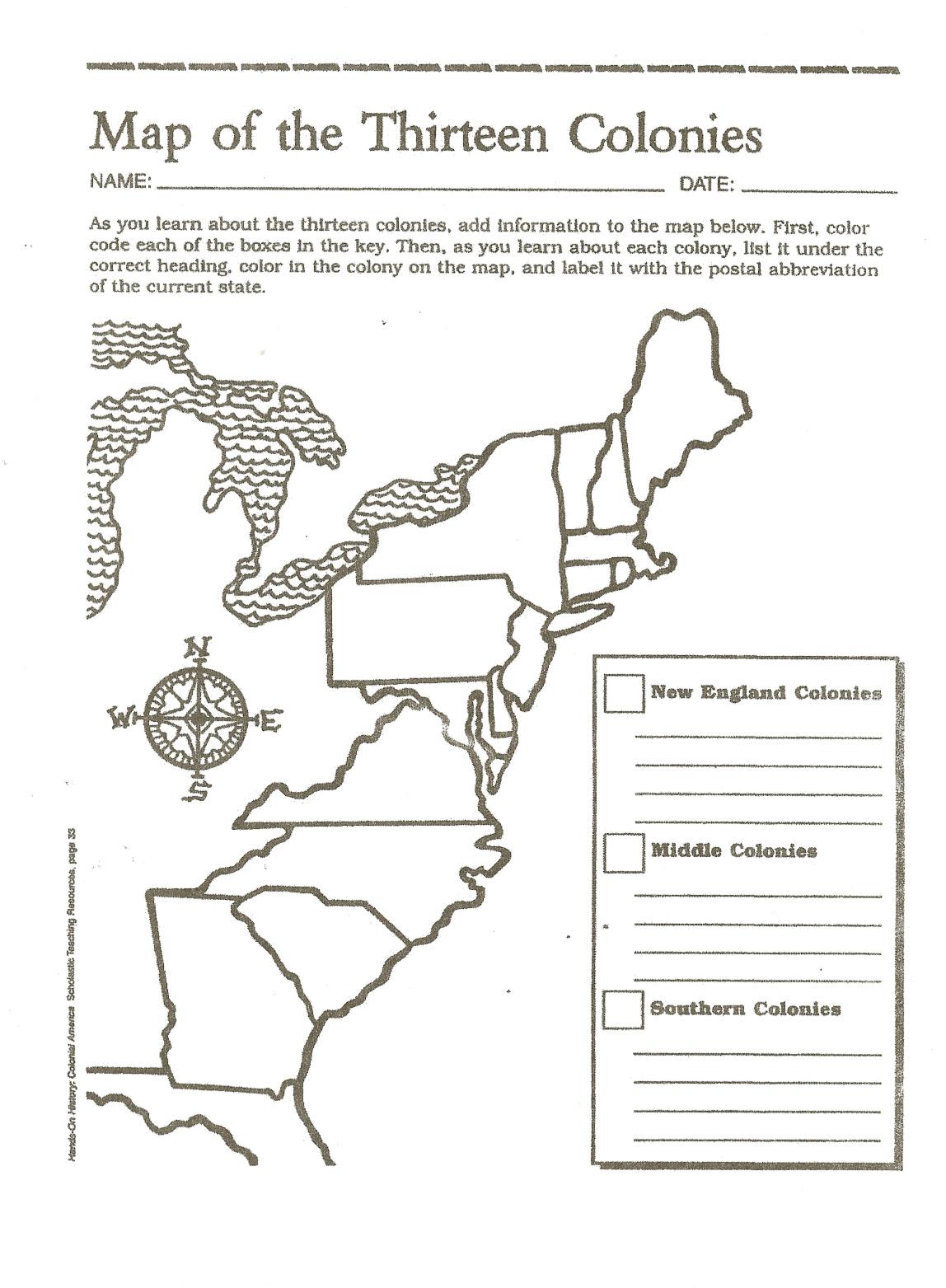 Worksheet 13 Colonies Worksheets Grass Fedjp Worksheet Study Site