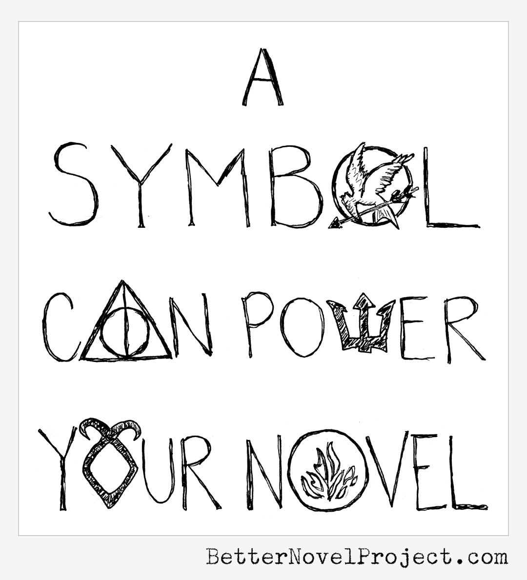 How To Take Charge Of Your Novel S Symbolism