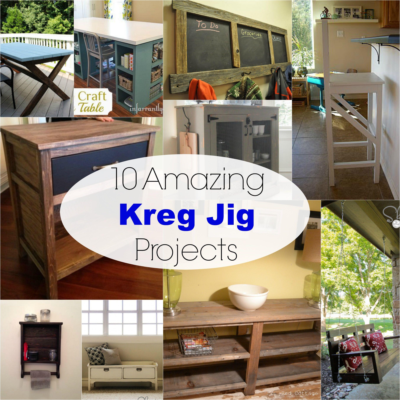 Best 25 Kreg Jig Projects Ideas On Pinterest Small