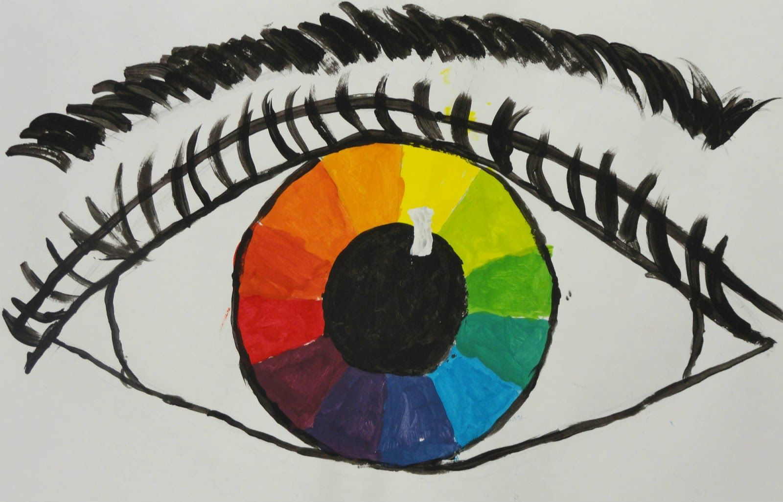 The Smartteacher Resource Color Wheel Eyes
