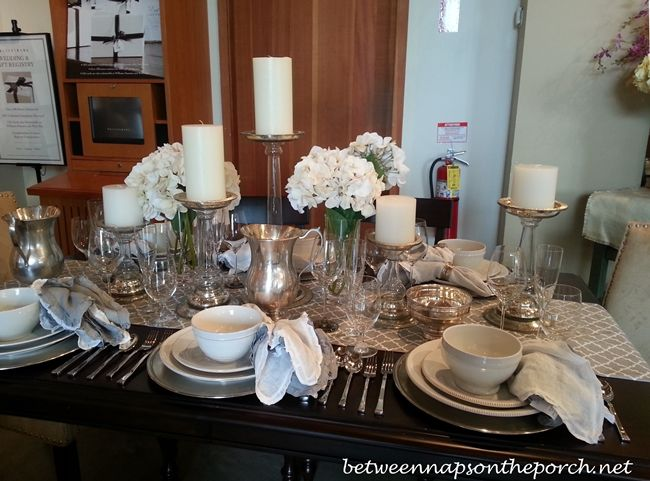 Table Setting Ideas For Fall & Halloween