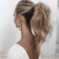 Hair for a wedding guest  Hair  Pinterest  Ponies Wedding guest