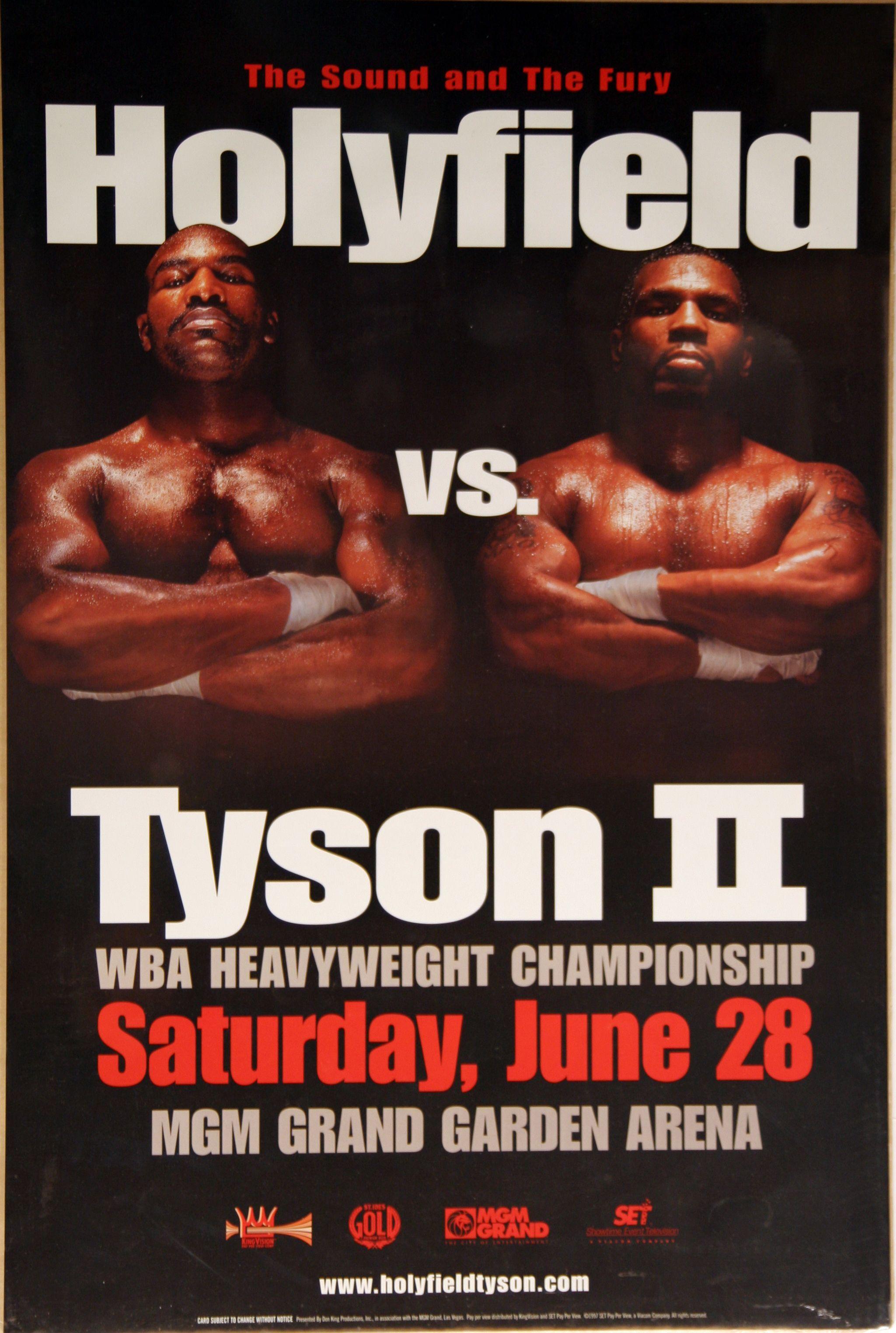 Poster do filme Tyson