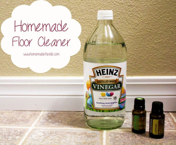 how to clean hardwood floors with vinegar and baking soda