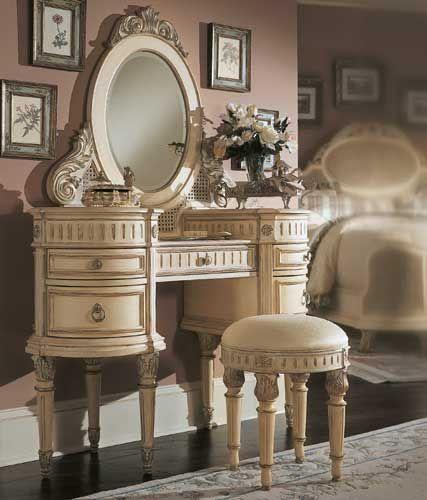 Penteadeiras Antigas Um Charme Antique Dressing Table A Charm