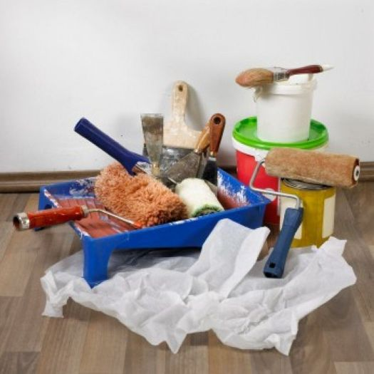 This Is A Guide About Organizing Painting Tools And Supplies Many Of Us Have Number Accessories Around The House Garage