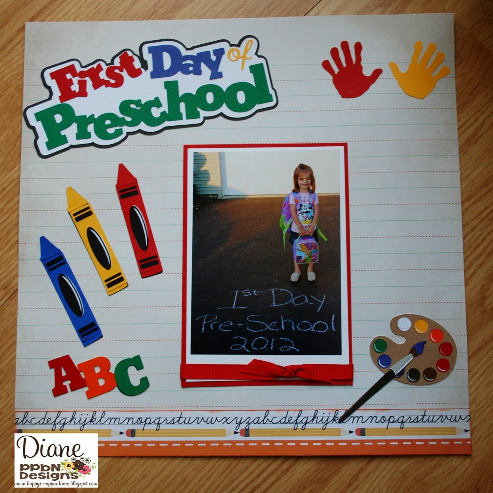 Pinterest Preschool Ideas