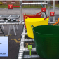 Vegetable Wash Station PDF  DIY  Using  Bin system which is the