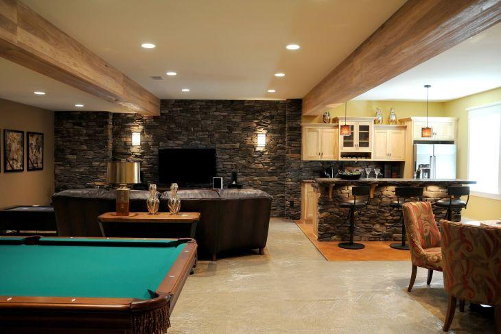 Basement Design Ideas  Stunning Apartments Architecture  Pinterest