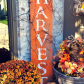 best images about fallhalloween on pinterest best mantels