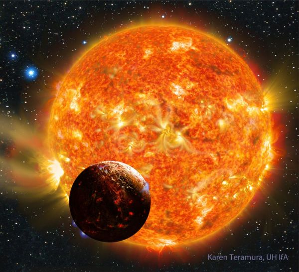 Mercury is Result of Hit-and-run Collisions | Solar System ...