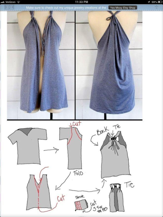 Diy roundup 7 fun summer diy fashion ideas middle