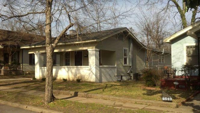 House For 4645 Avenue S Birmingham Alabama 35208 3 Bedroom 2 Bath All