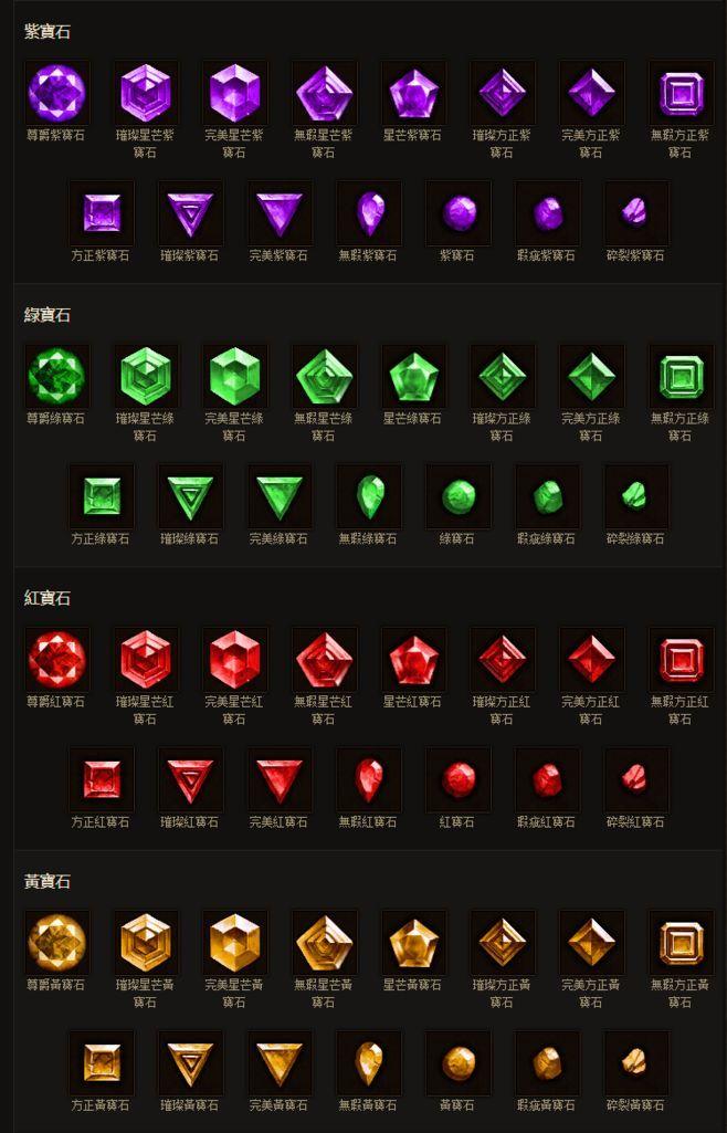 Gemstone Diablo 3 Database Diablo 3 Chinese