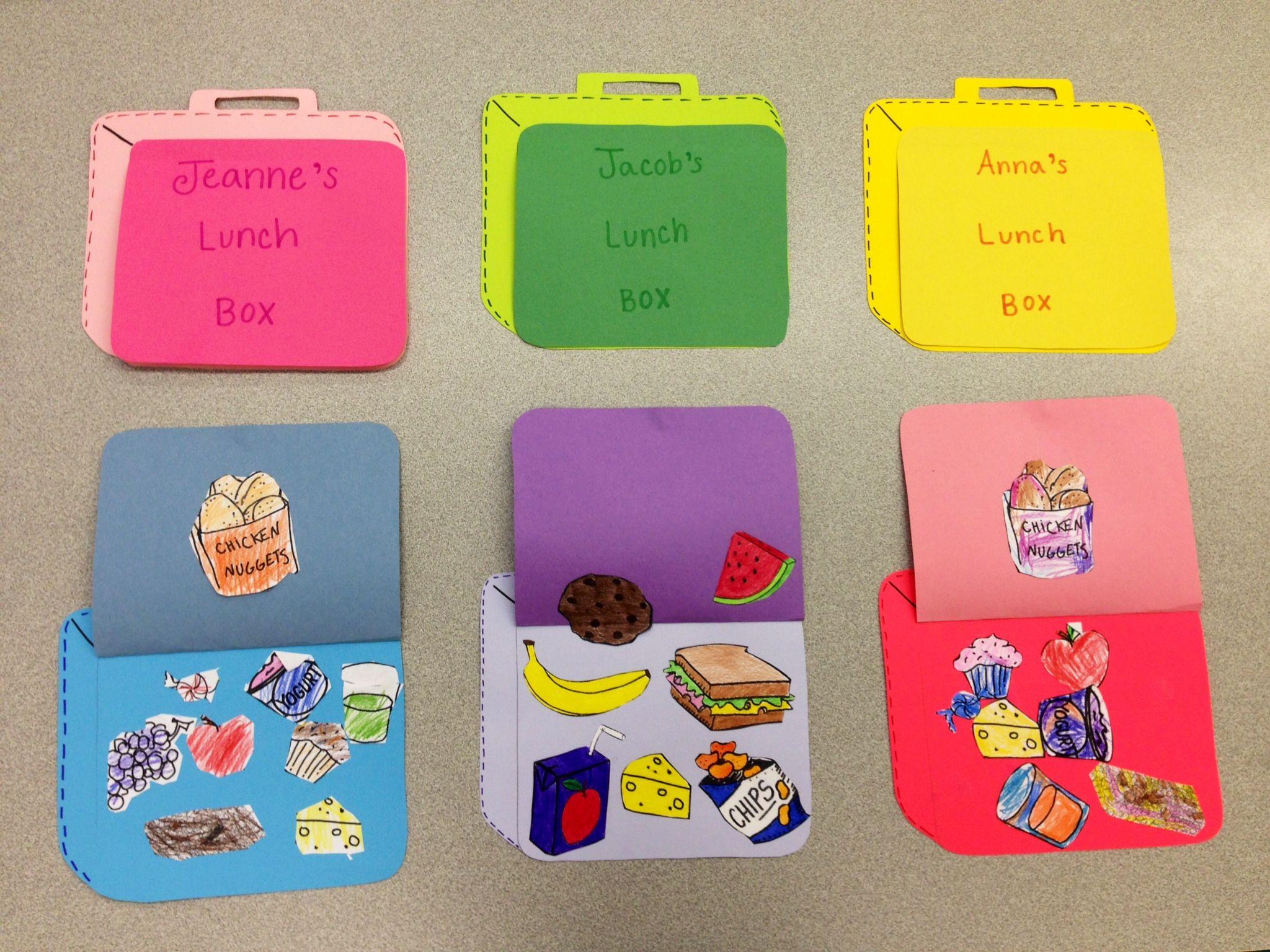 Lunch Box Craft