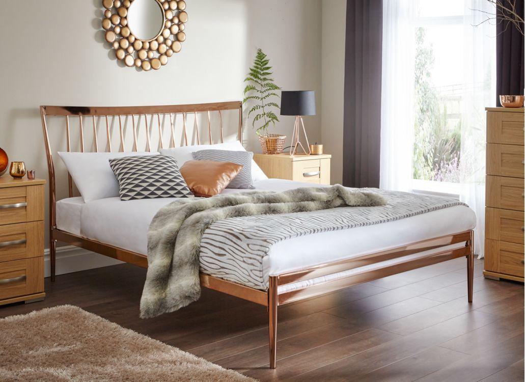 Best 25+ Copper Bed Frame Ideas On Pinterest