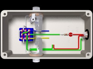 true bypass  1590B Wiring Picture | Pedal DIY | Pinterest