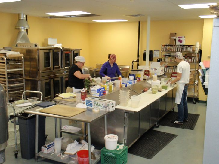 Commissary Kitchen Layout Search Commercial Kitchens