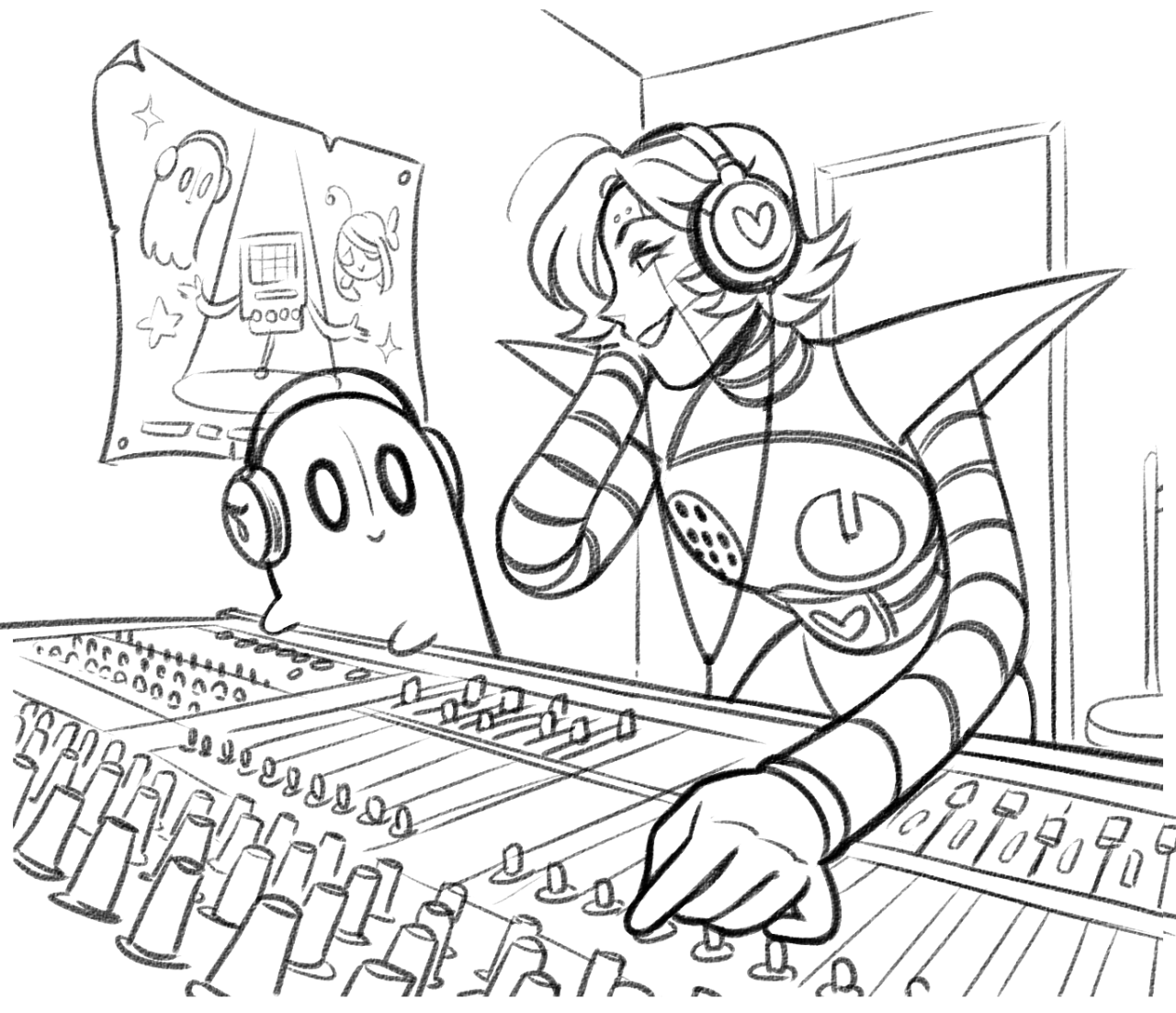 Comfortable Coloring Pages Undertale Print This Coloring