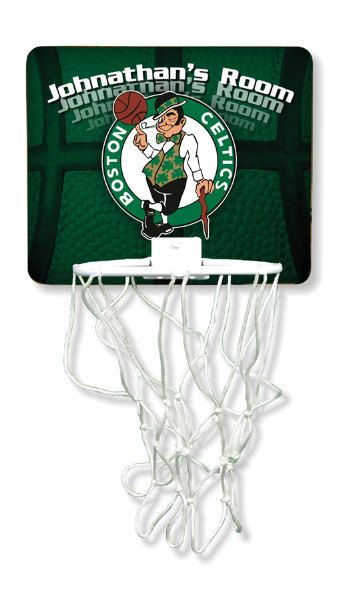 Personalized Basketball Hoop Mini For Him Custom Office