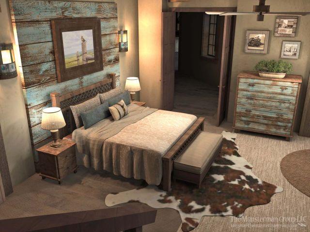 Best 25 Rustic master bedroom ideas on Pinterest