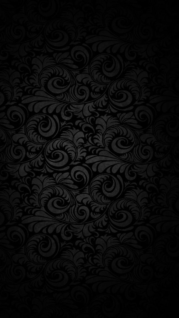Dark patterned background iPhone 5s Скачать обои | обои ...