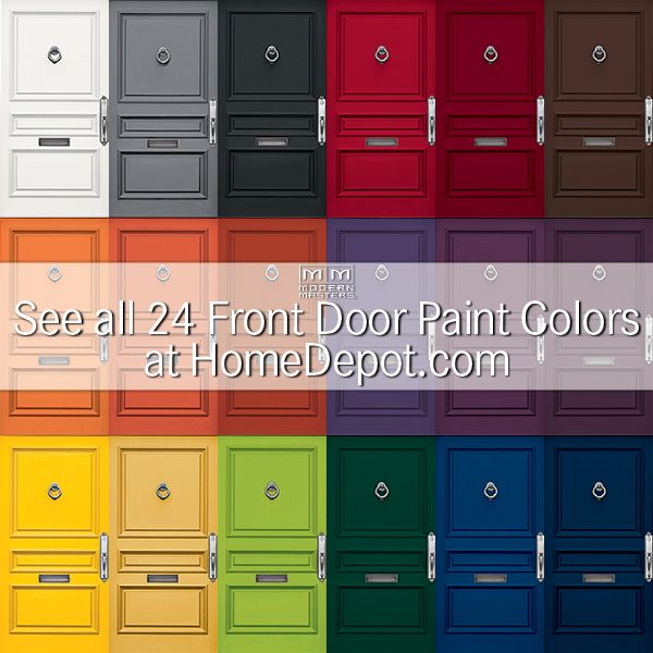 all 24 colors of our non fade front door paint are now on home depot paint colors exterior id=88279
