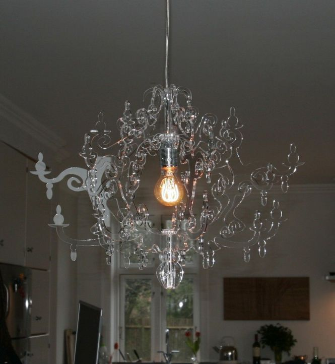 Acrylic Chandelier Google Search