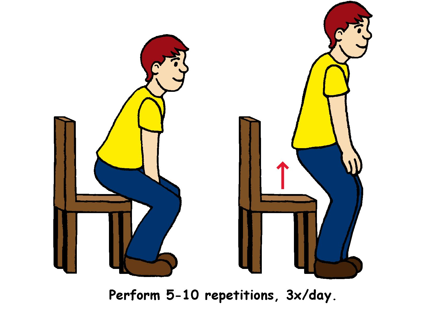 Get Moving Sit To Stand Transfer Sit To Stand From Your