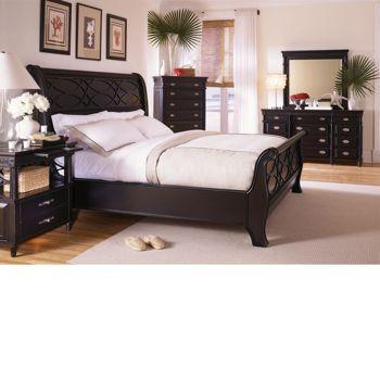 costco: liberty sleigh 6-piece king bedroom set | #costco