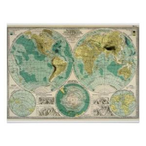 Old world map poster path decorations pictures full path decoration throughout vintage world map background artists hd wallpapers and pictures vintage map poster google search old world old world fine art print possible gumiabroncs Image collections