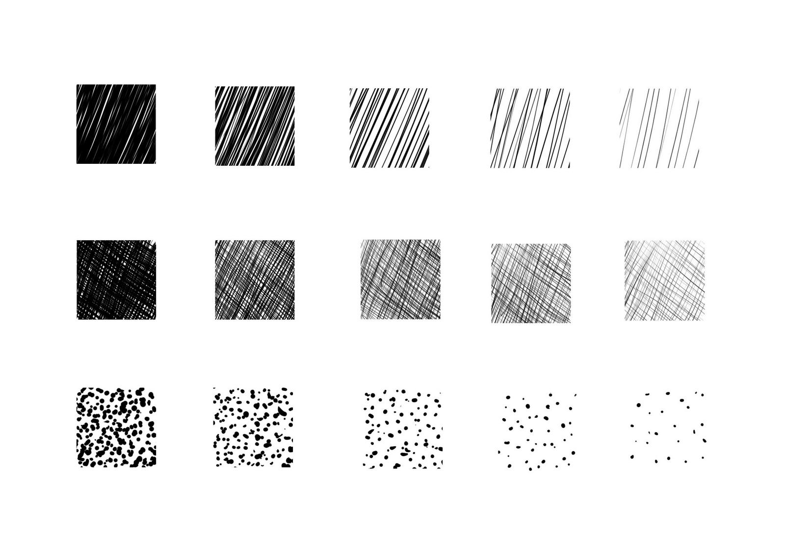 Illustration Amp Visual Narrative Hatching Cross Hatching