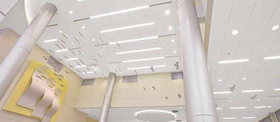 This Installation Gallery From Armstrong Ceiling Solutions Commercial Showcases Applications To Help Inspire Your Next Project