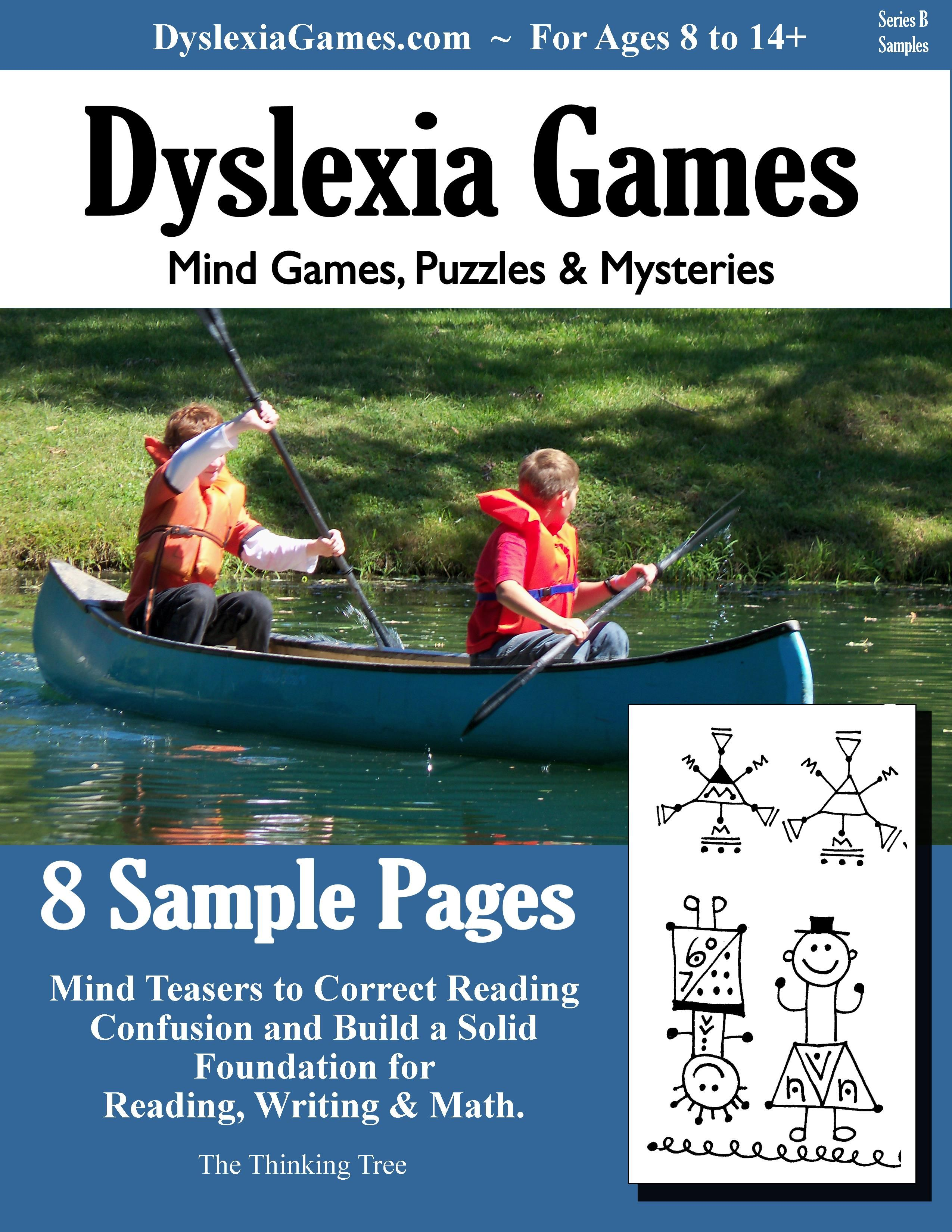 Free Dyslexia Therapy To Test With Your Child